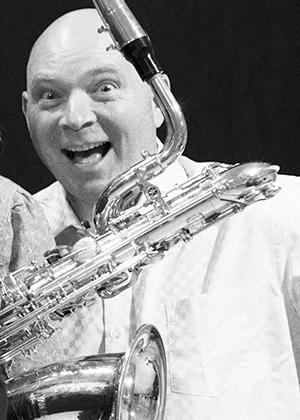 Eirik J. Solheim (lead trumpet)